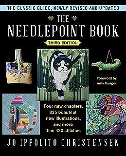 کتاب Needlepoint: نسخه جدید ، ویرایش شده و به روز شده