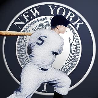 New York Baseball Yankees Edition