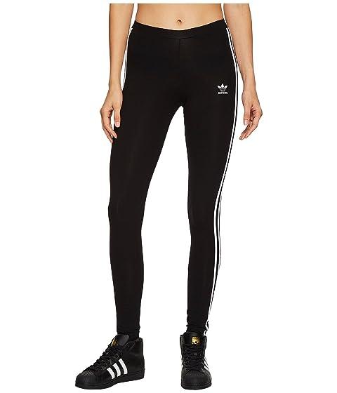 adidas Originals 3 Stripes Tights at Zappos.com 951834b3e373b