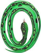 Wild Republic Garter Snake, Rubber Snake Toy, Gifts for Kids, Educational Toys, 46