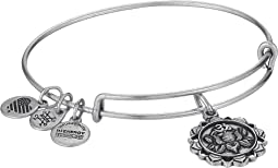 Alex and Ani - Lotus Peace Petals IV Bangle