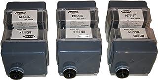 6 Wholesale Widgets Brand Black Inks Compatible With Duplo 504, 514, 524, 544 DUP514C