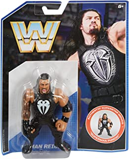 WWE Retro Collection Roman Reigns Action Figure 4.5 Inches