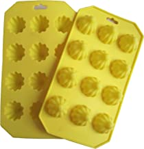 ROYALS Silicone MODAK 12CAVITIES Chocolate Mould (Pack of 1)(Model: R-128)