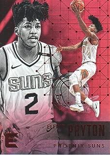 2017-18 Panini Essentials Basketball Red #55 Elfrid Payton Phoenix Suns