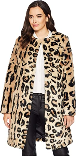 Lisabeth Faux Fur Coat