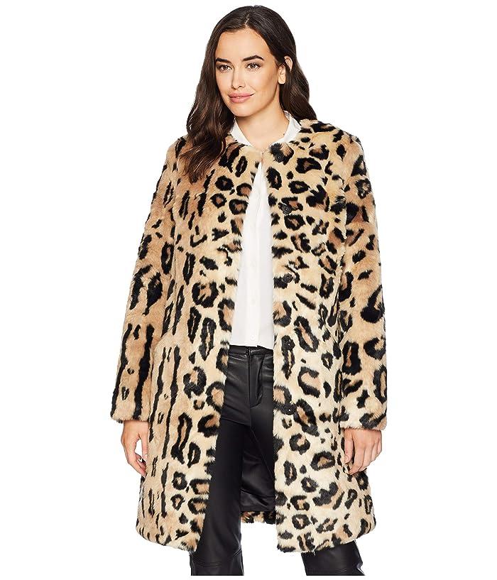 d305184e53da UGG Lisabeth Faux Fur Coat at Zappos.com