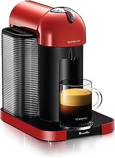 Nespresso Vertuo Coffee and Espresso Machine by Breville, Red