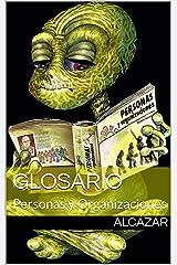 Glosario: Personas y Organizaciones (Spanish Edition) Kindle Edition