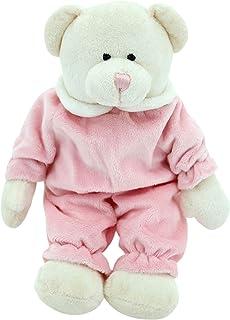Sweety Toys Sweety Toys 90228_pink Kuschelbär Teddy Teddybär Schlafbär ROSA Betty PINK super-süss,kuschelweich Baby Spielzeug Sweety-Toys