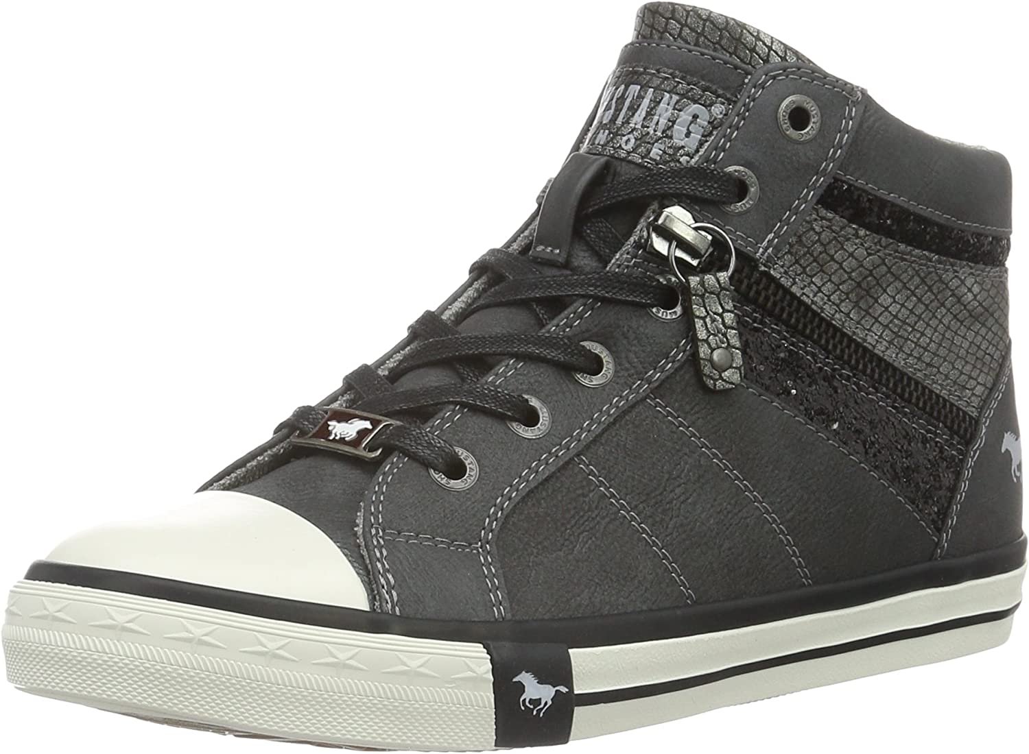 Mustang Combi Mid Womens Trainers