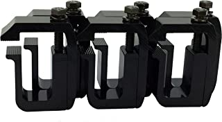 G-1 Clamp for Truck Cap/Camper Shell Black Powder Coated (Set of 6)
