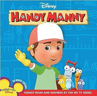 handy manny cast