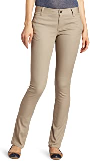 Lee Uniforms Juniors Original Skinny Leg Pant