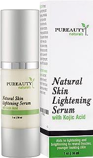 Crema para aclarar la piel Corrector de manchas oscuras - Suero iluminador para rostro axilas muslos internos áreas de ...