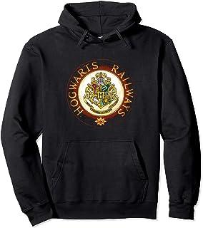Harry Potter Hogwarts Railway Circle Sweat à Capuche
