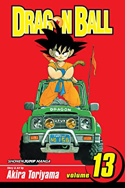 Dragon Ball, Vol. 13: Piccolo Conquers the World (Dragon Ball: Shonen Jump Graphic Novel)