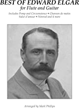 Best of Edward Elgar for Flute and Guitar (English Edition)