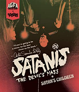Satanis: The Devil's Mass + Satan's Children [Blu-ray]