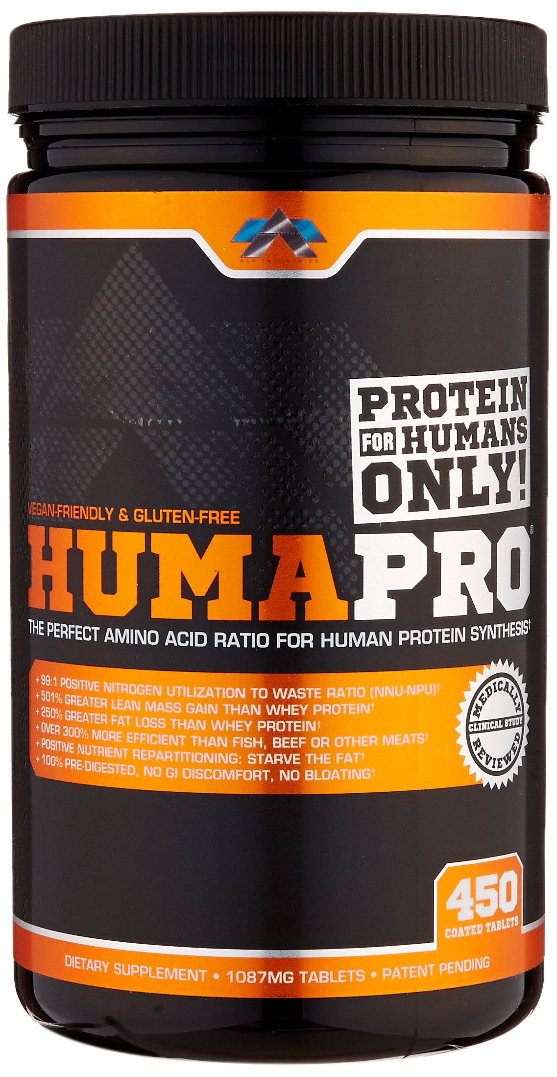 ALR Industries Humapro Protein Formulated