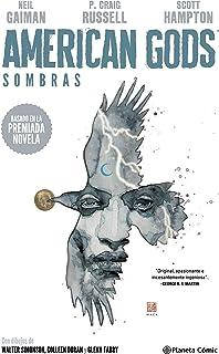 American Gods Sombras Tomo nº 01/03: 5 (Biblioteca Neil Gaiman)