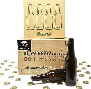 Pack completo para elaborar cerveza en casa | Kit Pale Ale y