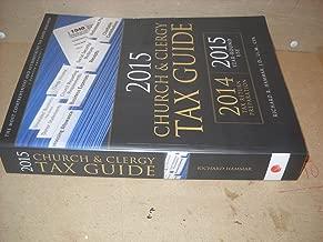 2015 Church & Clergy Tax Guide