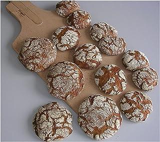 Tiroler Fladenbrot Brotbackmischung,  Brot einfach selber backen,  Original-Rezept aus dem Vinschgau, 1 kg