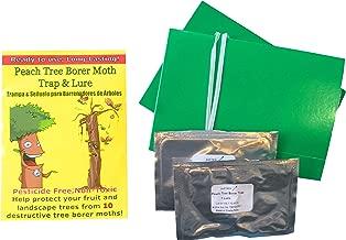 VivaTrap! Peach Tree Borer Moth Trap and Long Life Lure (2 Pack, 8 Week)