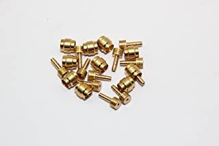 KINGSTOP JIM 10 Sets of Bicycle Hydraulic Hose Insert Hose Fitting for avid sram E1 E3 XX