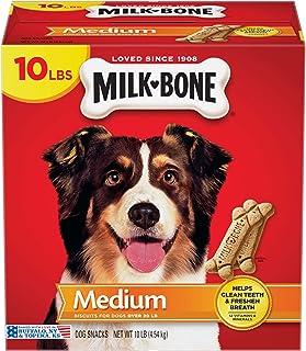 Milk-Bone Original Dog Treats, Cleans Teeth, Freshens Breath