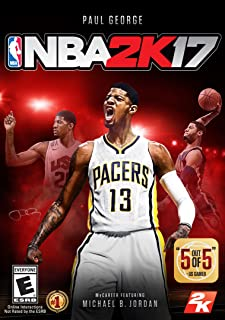 NBA 2K17 Early Tip Off [Online Game Code]
