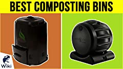Amazon.com: Jora Composter Tumbler JK270: Home & Kitchen