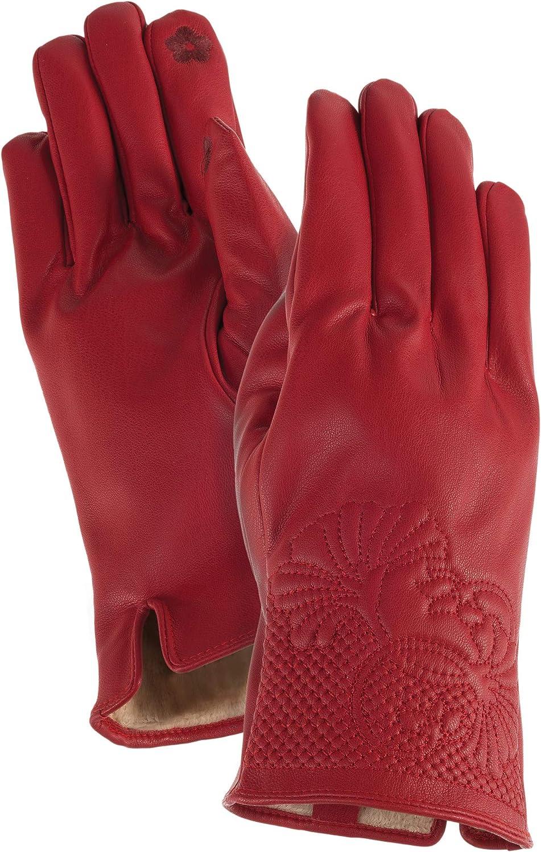 Laurel Burch Leather Gloves
