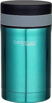 Thermos THERMOcafe Insulated Food Jar, 500ml, Teal, FFJ500TL6AUS