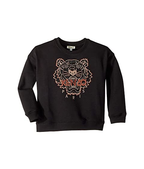 Kenzo Kids Copper Tiger Sweater (Toddler/Little Kids)