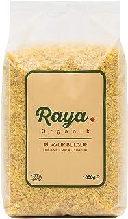 Raya Organik Pilavlık Bulgur 1 kg