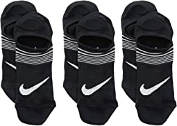 Performance Lightweight Footie Socks 3-Pair Pack (Little Kid/Big Kid)
