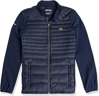 mens Sport Long Sleeve Padded Golf Jacket