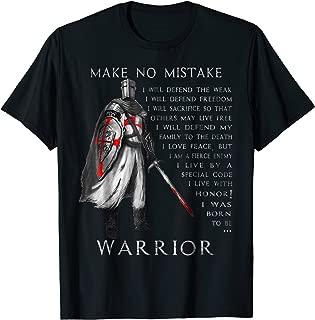 templar code t shirt