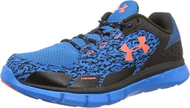 Under Armour Men's Micro G Velocity Run Storm Running Shoe