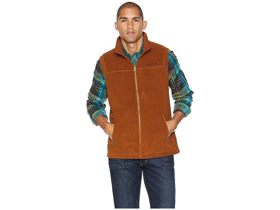 Marmot Colfax Vest (Dark Maple) Men
