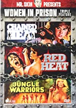 Women in Prison: Triple Pack (Chained Heat / Red Heat / Jungle Warriors)