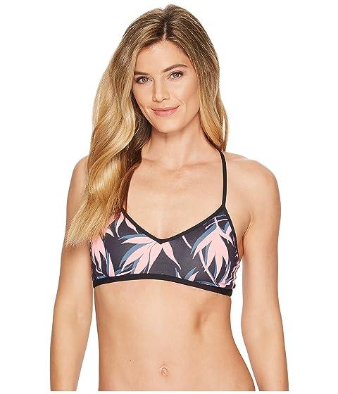 Palms Carve Catalina Designs Flamingo Bikini Top zpOqH