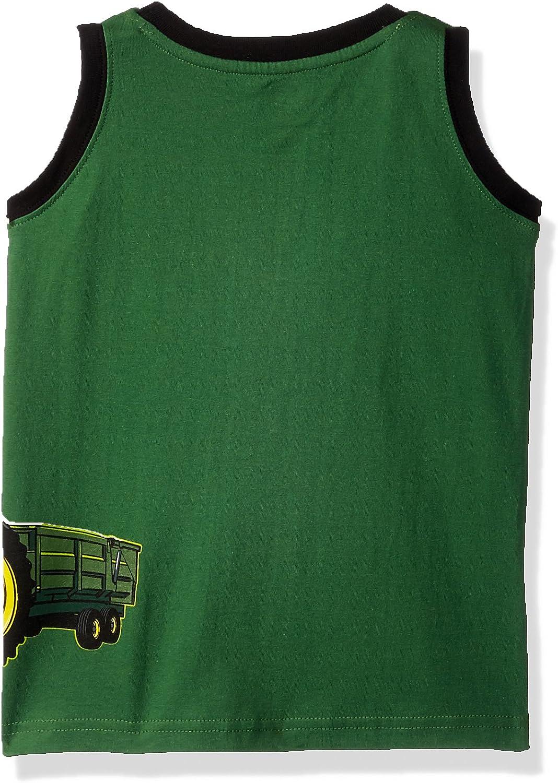 John Deere Boys' Toddler Muscle T-Shirt