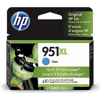 HP 951XL | Ink Cartridge | Cyan | CN046AN