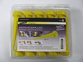 hydraulic rubber plugs