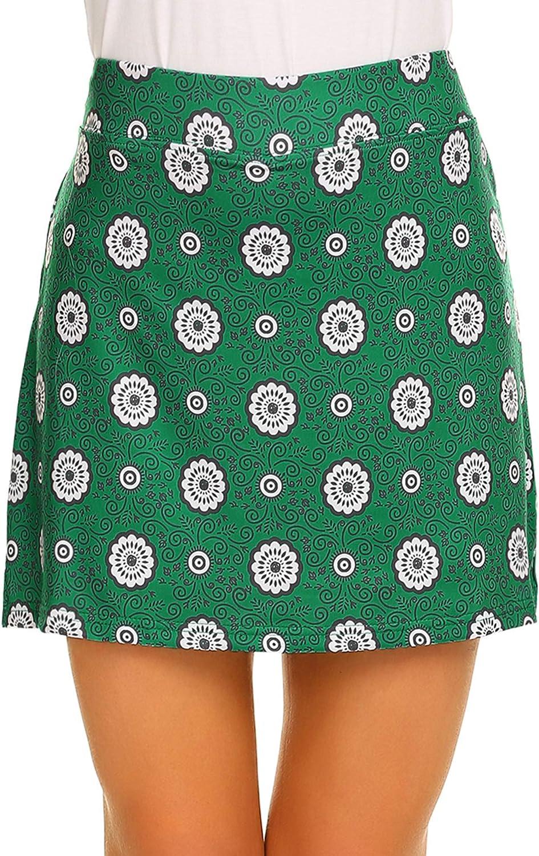 Ekouaer Women's Active Performance Skort R Manufacturer OFFicial shop Lightweight for Quantity limited Skirt