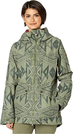 Glade 2L Printed Gore-Tex Jacket