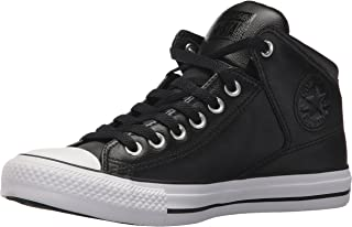 Men's Street Leather High Top Sneaker